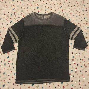 Men's Old navy 3/4 sleeve shirt